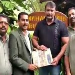 Actor Darshan Thoogudeepa releases photo book on kabini forest